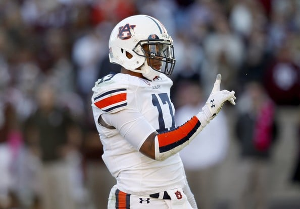 57e797819 New Compression Sleeves: Auburn Football - Auburn Uniform Database