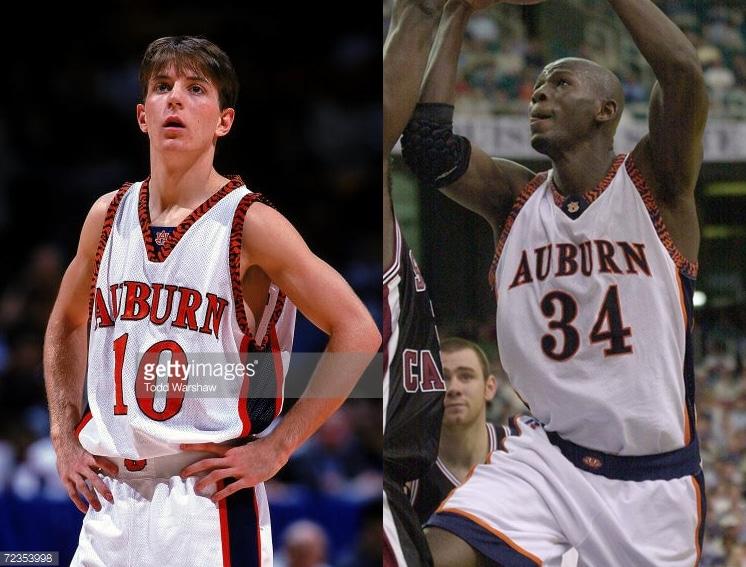 14bd47a7c6c7 The Dark Ages of Auburn Basketball Uniforms - Auburn Uniform Database