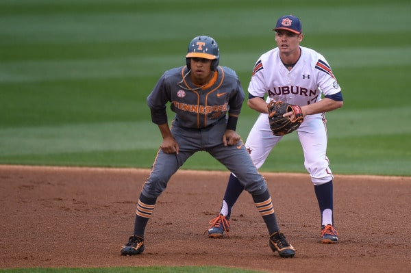 e8161486e34 New Alternate Auburn Baseball Uniform - Auburn Uniform Database
