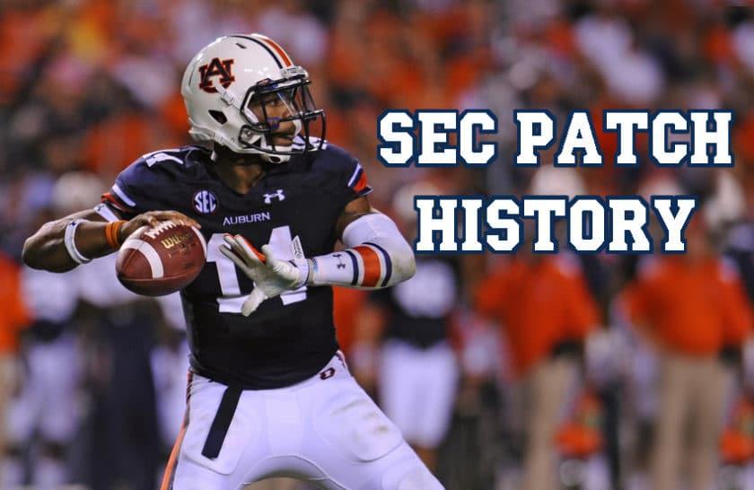 589e6ff7f SEC Patch History: Auburn Football - Auburn Uniform Database