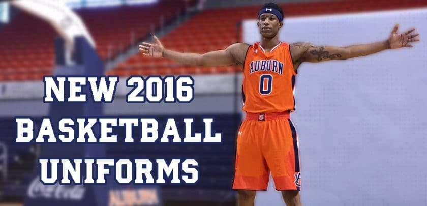 New 2016 Basketball Uniforms Auburn Uniform Database