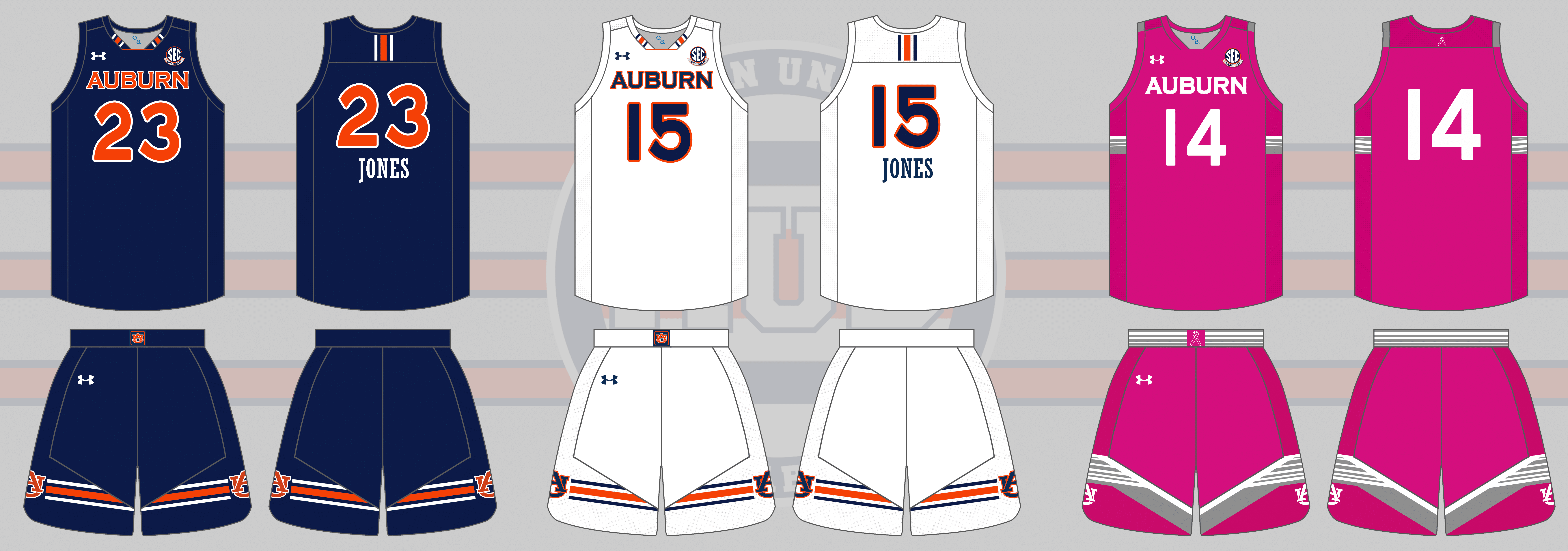 24a6ef574d8 Auburn Athletics  1999 vs 2018 - Auburn Uniform Database