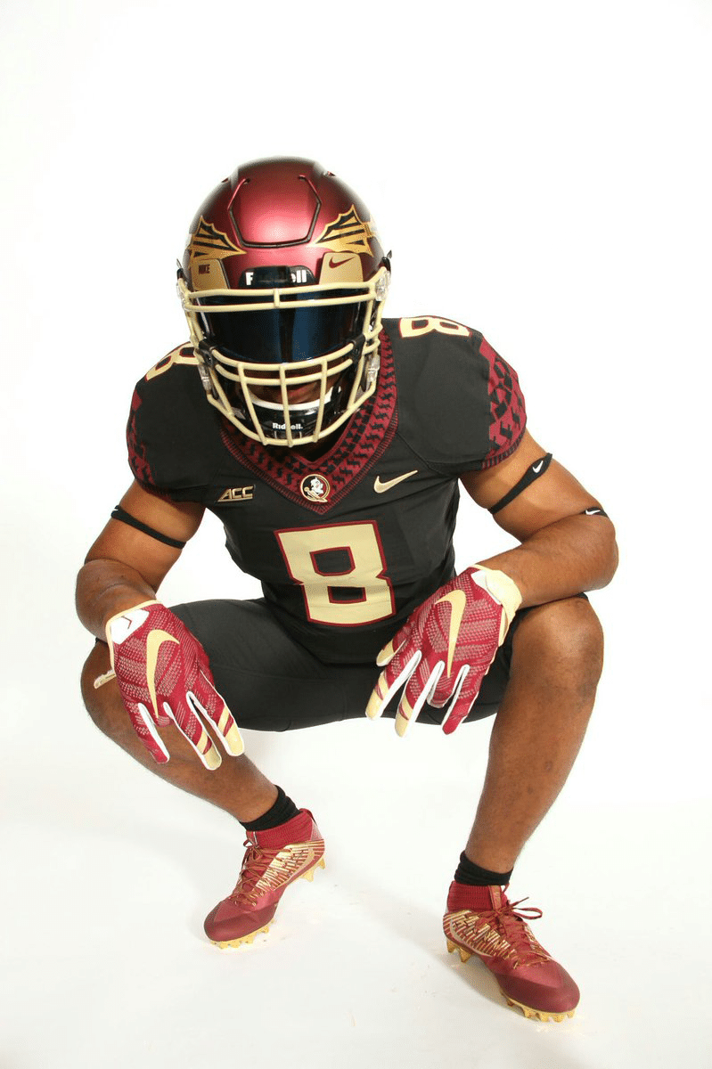 a5626e9a428 According to some social media posts by a few players, it is expected that  the Seminoles will wear their black jerseys with their gold pants for the  opening ...