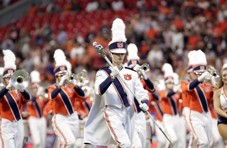 New Auburn Marching Band Uniforms - Auburn Uniform Database