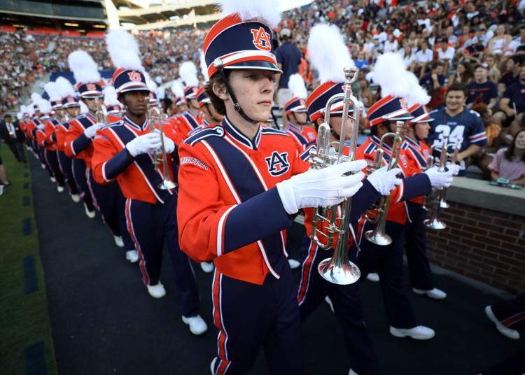 New Auburn Marching Band Uniforms Auburn Uniform Database