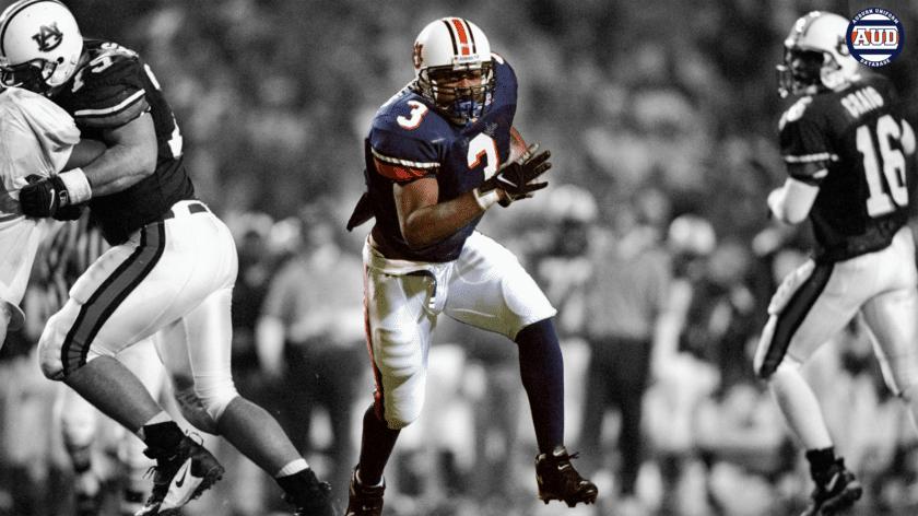884cdc6e4197 Auburn Through the Years – Football  1990 - Auburn Uniform Database