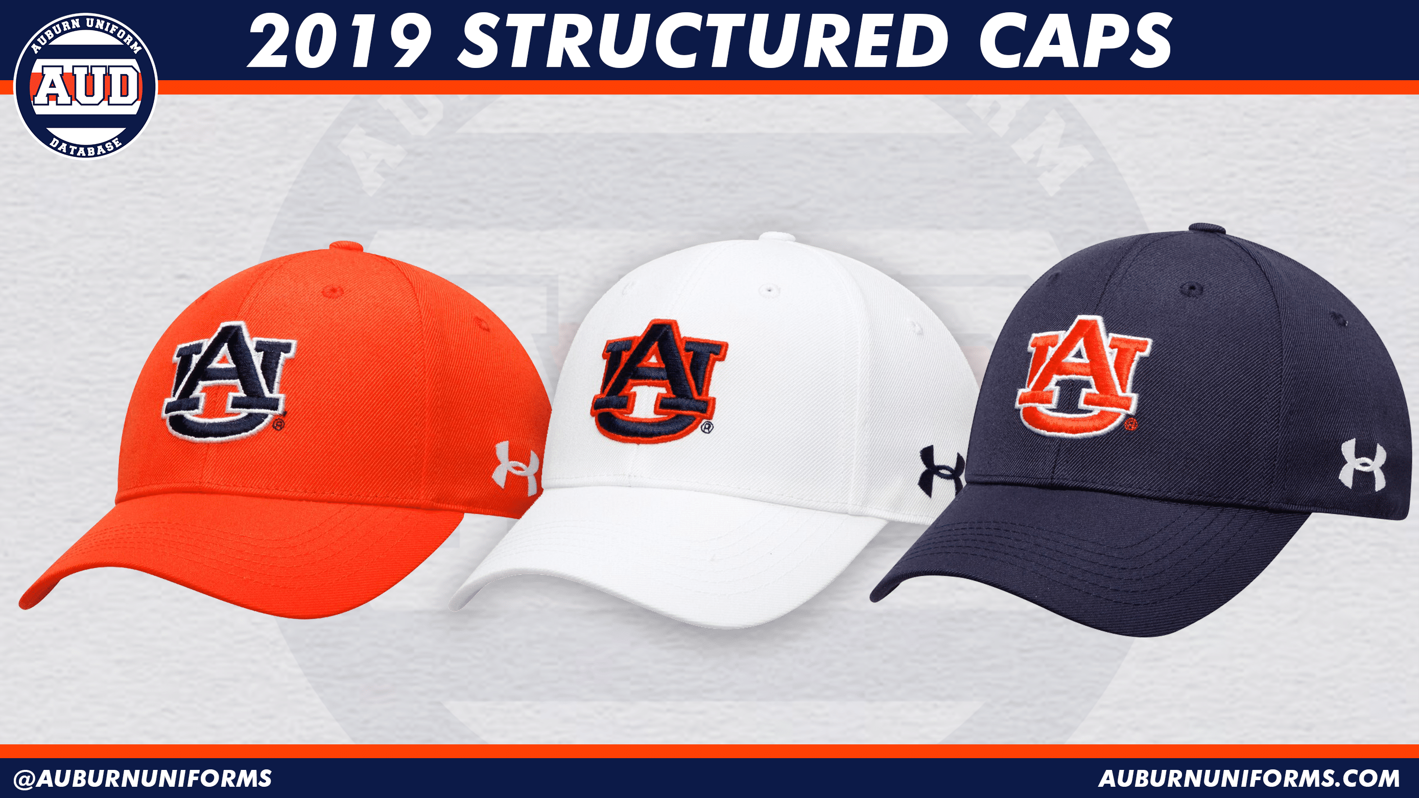 2019 Auburn Under Armour Apparel Overview Auburn Uniform