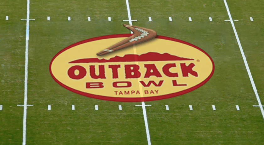 where is outback bowl 2020